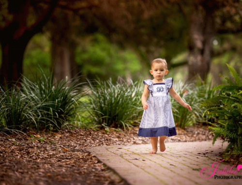 Liliah turns 1 – Eden Gardens