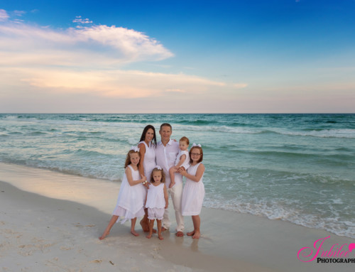 Hodge Family – Late Afternoon Beach Session
