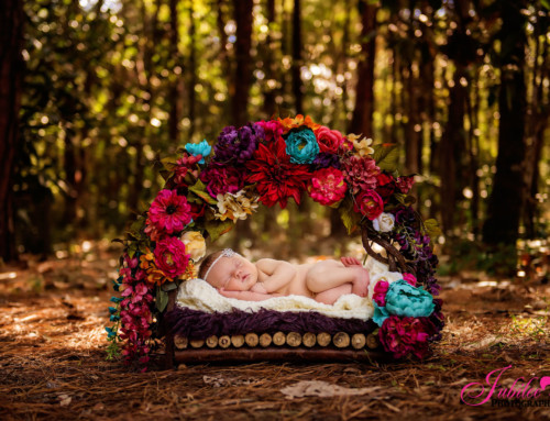 Baby Lucy – Destin Newborn Photographer
