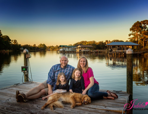 Whitlock Family – Destin Photographer