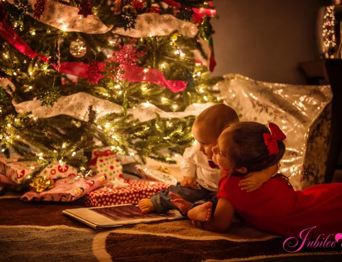 Personal – Kids and Our Christmas Tree
