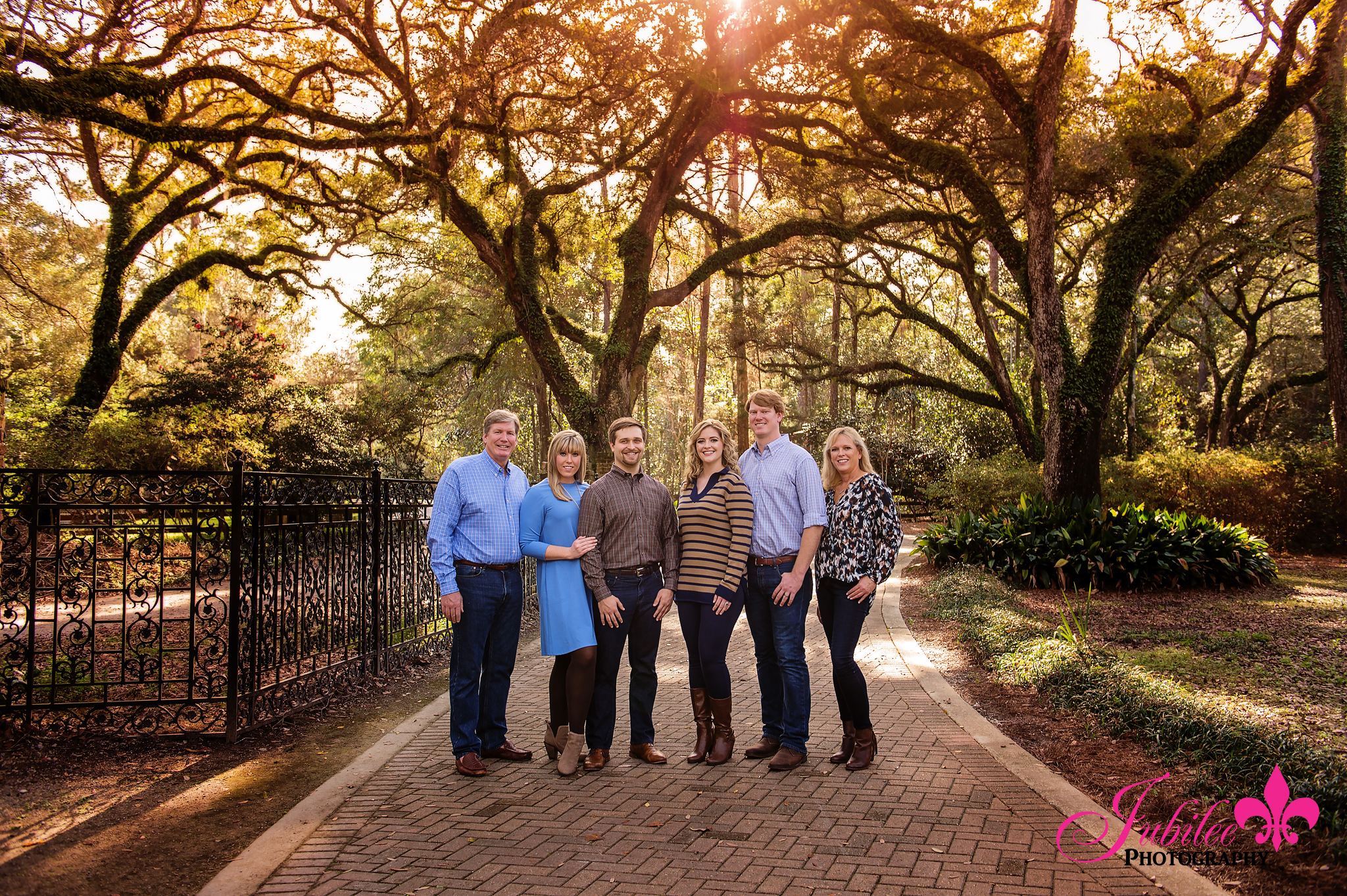 Fallon Family – Eden Gardens Family Photographer