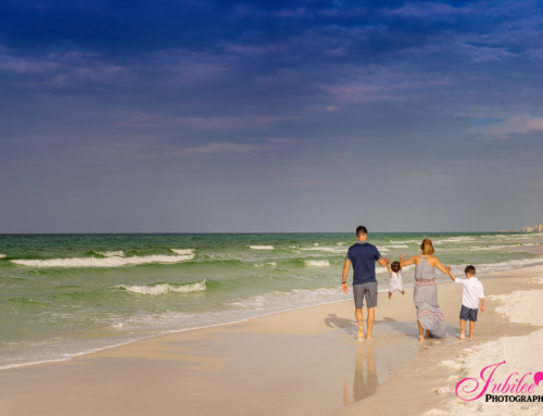 Boudreaux Family – Early Morning Beach Session