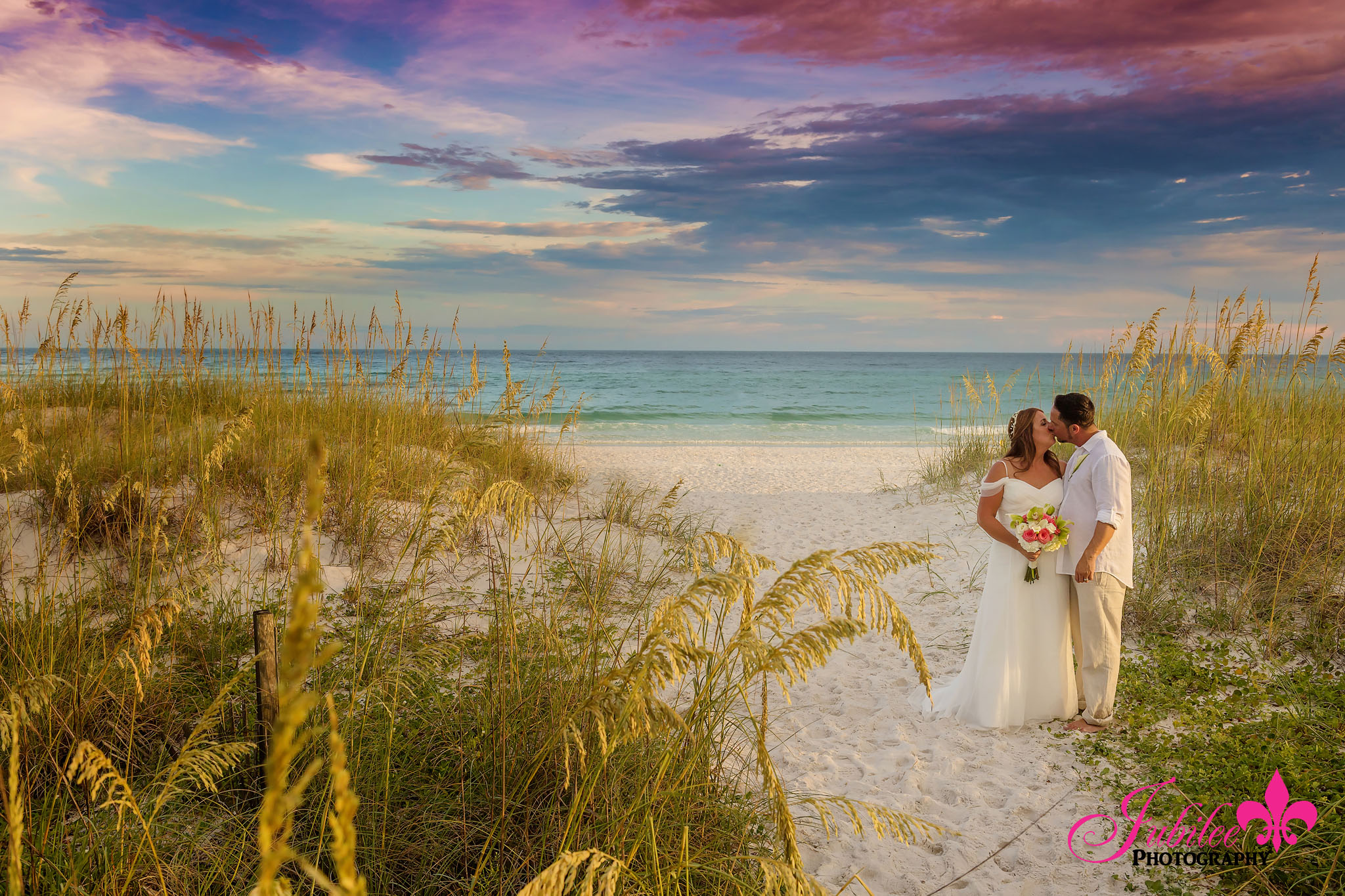 Tracy + Jon – Destin Wedding Photographer