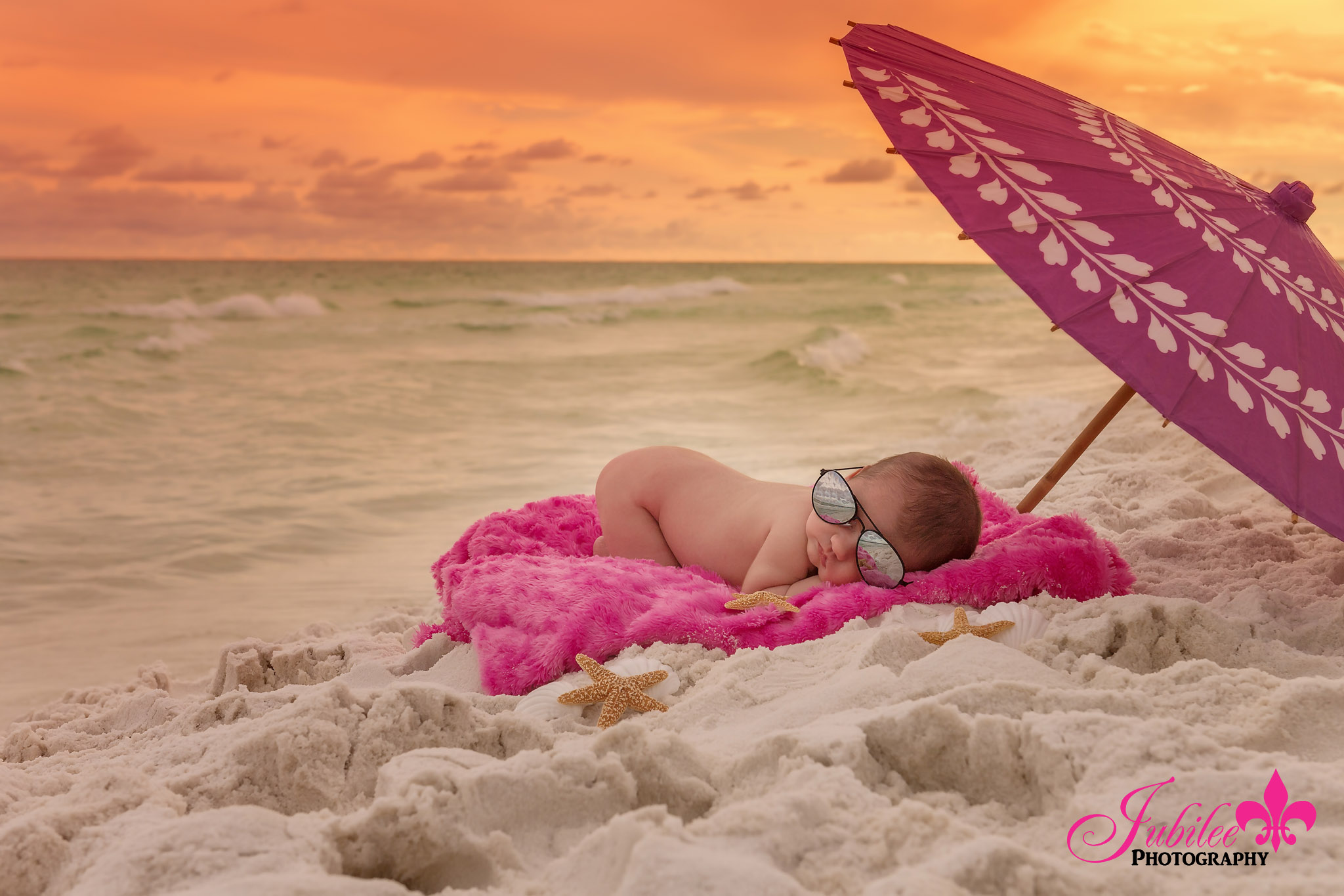 Baby M – Destin Newborn Photographer