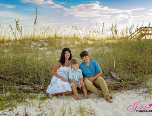 Bejer Family – Destin Beach Photographer