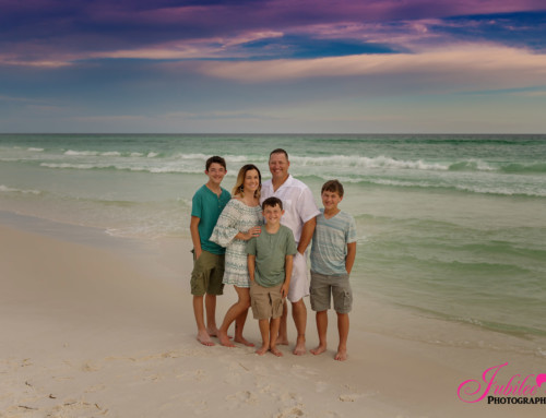 Snook Family – Destin Beach Photographer