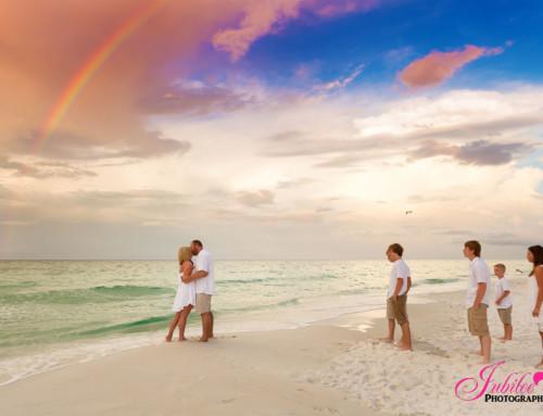 Sunrise Surprise Proposal – Destin Photographer