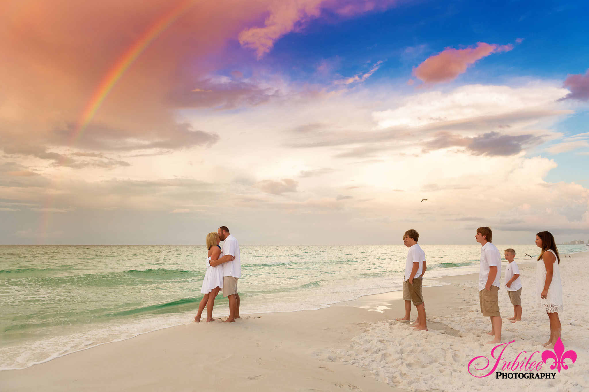 Sunrise Surprise Proposal – Destin Photographer