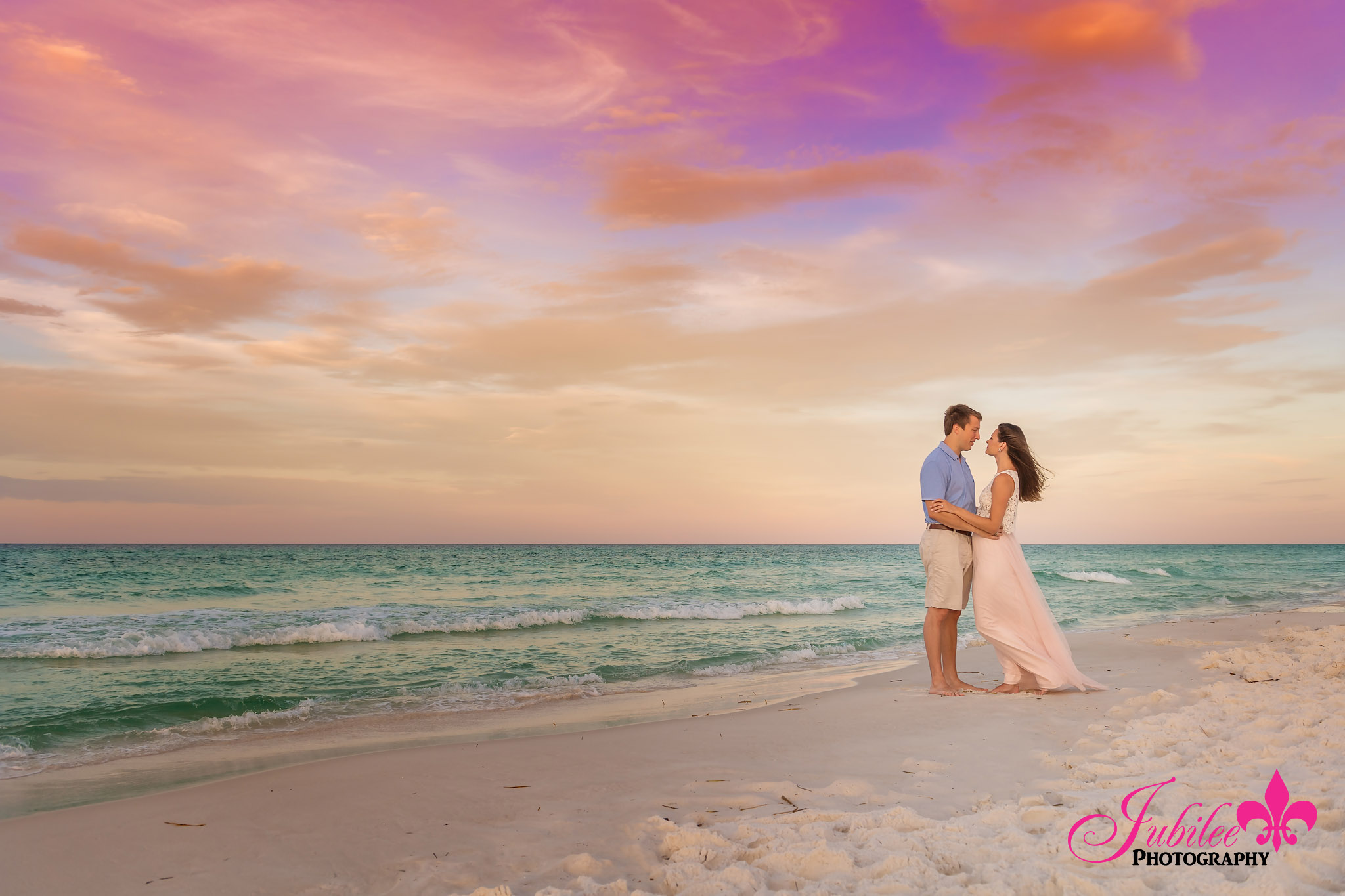 Hulsey Family – Sunrise Destin Photographer