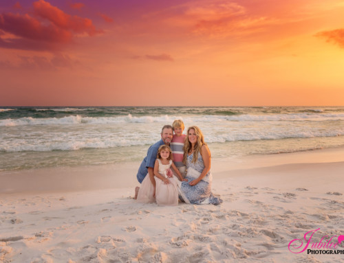 Barber Family – Destin Photographer