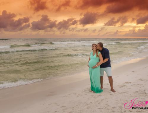 Prieto Family – Destin Maternity Photographer